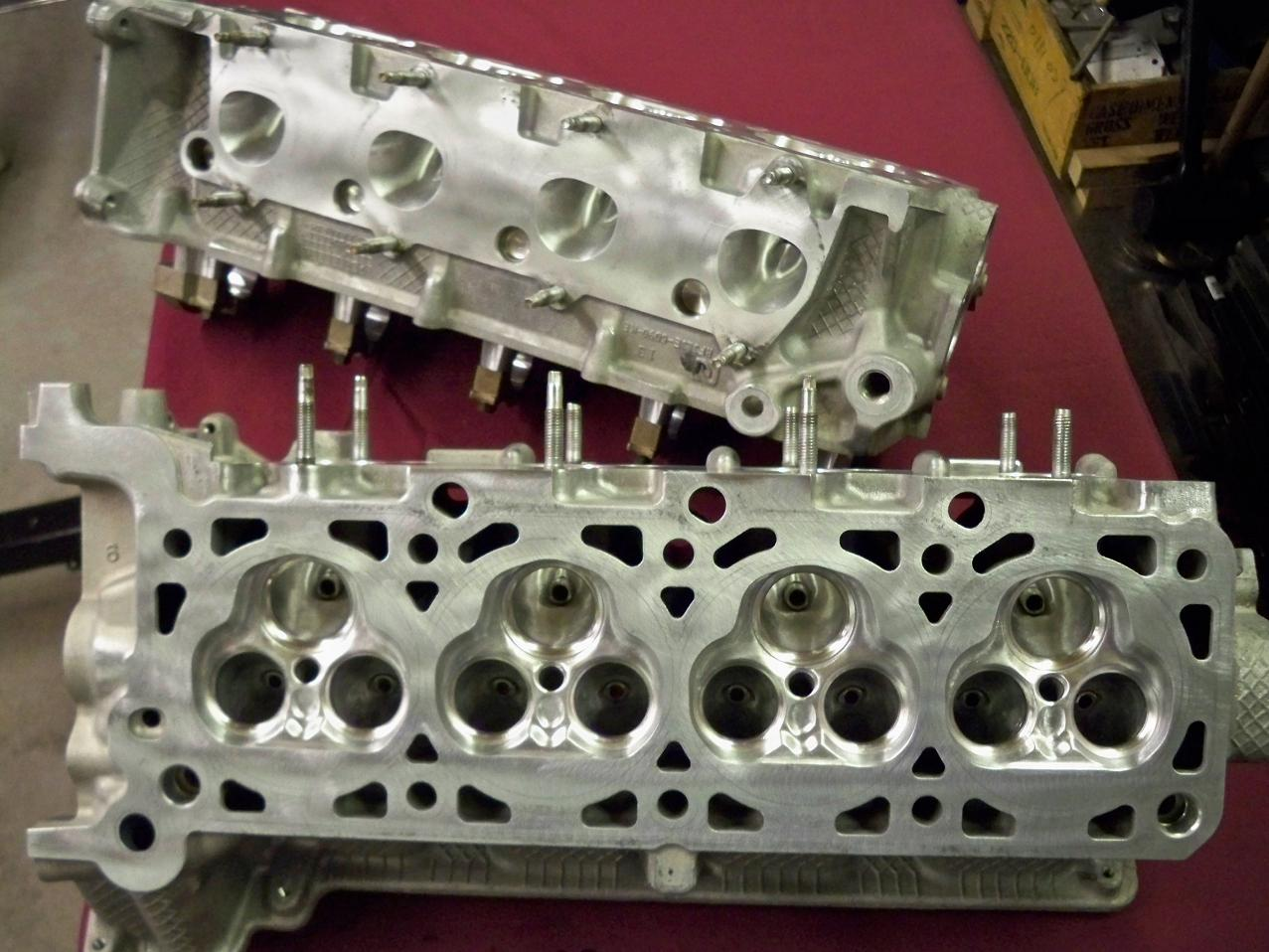 Ford 3 Valve Heads